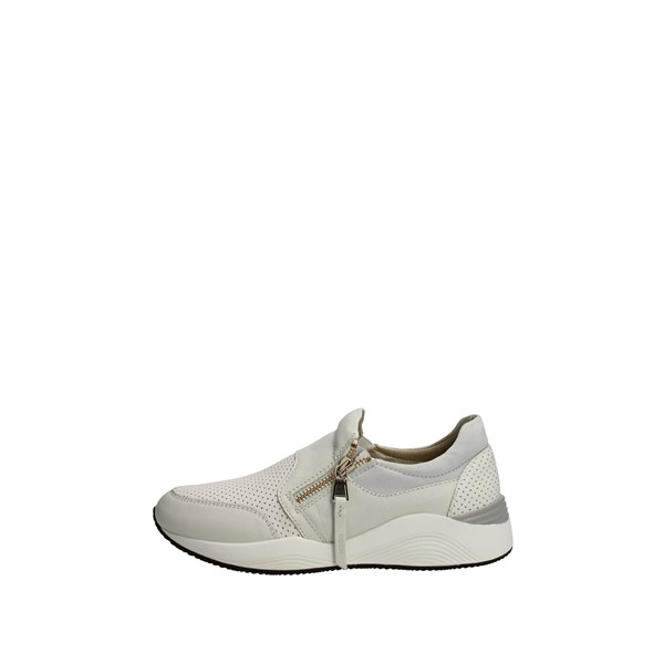Geox Shoes Sneakers White D620SA