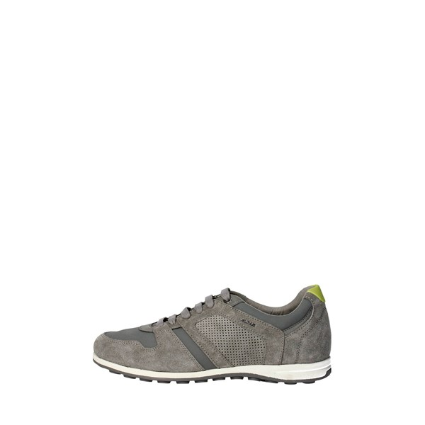 Geox Shoes Sneakers Grey U62Z5A