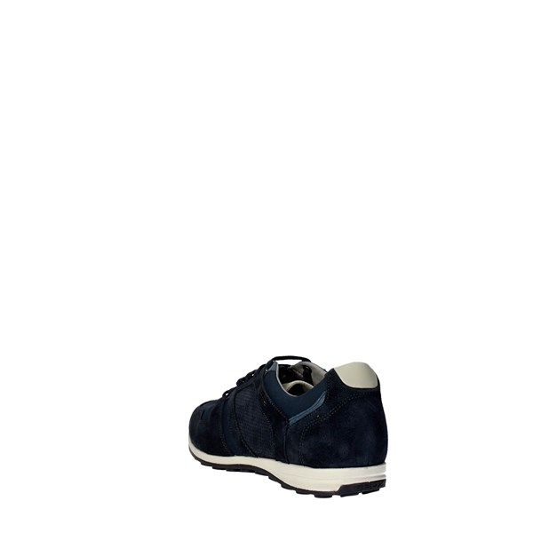Geox Shoes Sneakers Blue U62Z5A