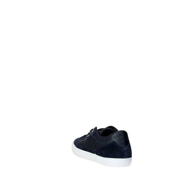 Geox Shoes Sneakers Blue U62X2I