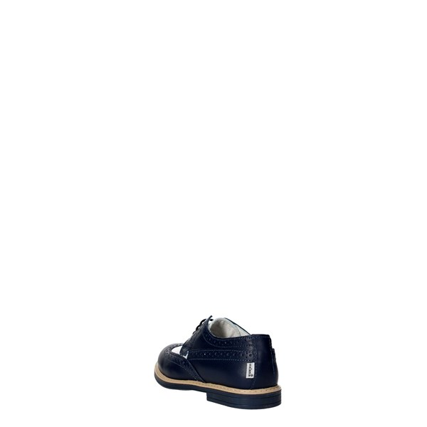 Melania Shoes Brogue White/Blue ME6153F6E.A