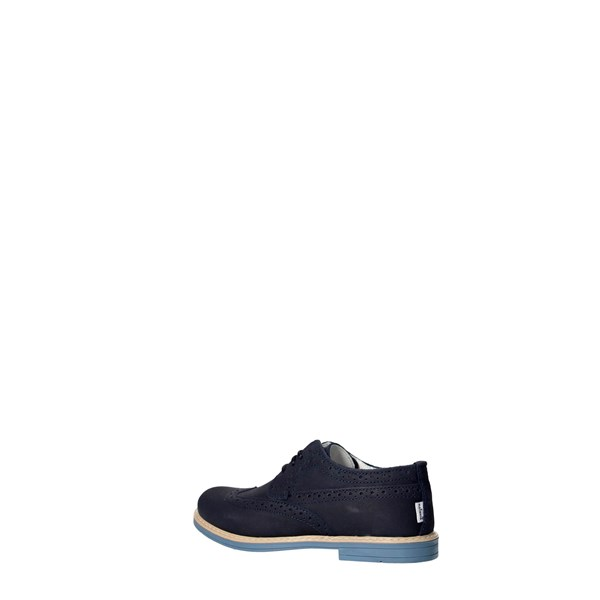 Melania Shoes Brogue Blue ME6021F6E.B