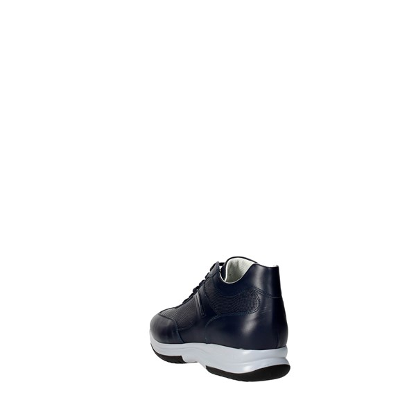 <Cristiano Gualtieri Shoes Low Sneakers Blue 458/ST