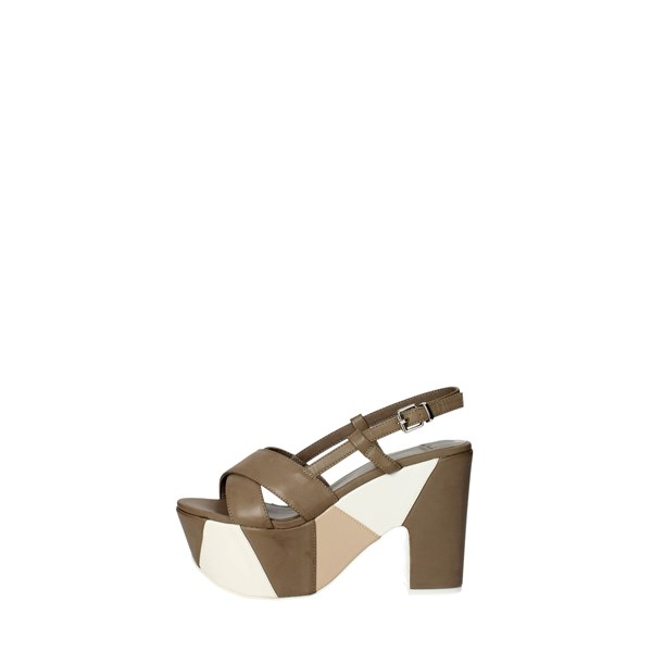 Luciano Barachini Shoes Sandal Grey 6022B