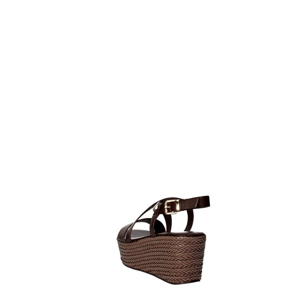 Luciano Barachini Shoes Sandals Brown 6018D