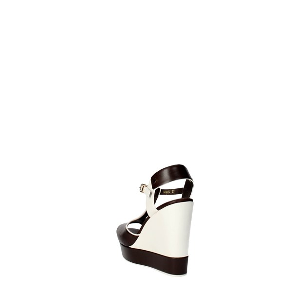 Luciano Barachini Shoes Sandals Brown 6001D