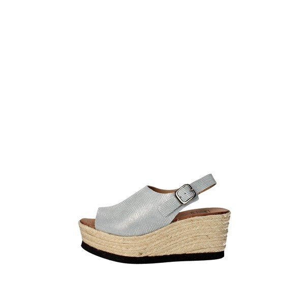Tdl Collection Scarpe Donna Sandalo BIANCO 5372677-4