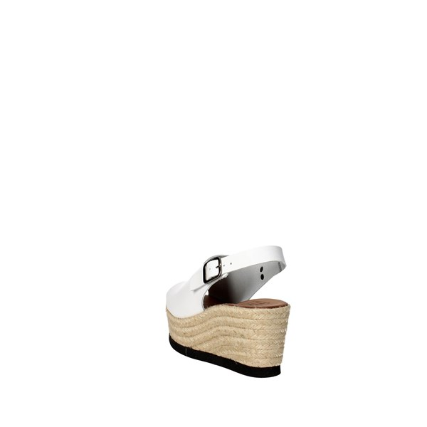 <Tdl Collection Shoes Sandal White 5372677-6
