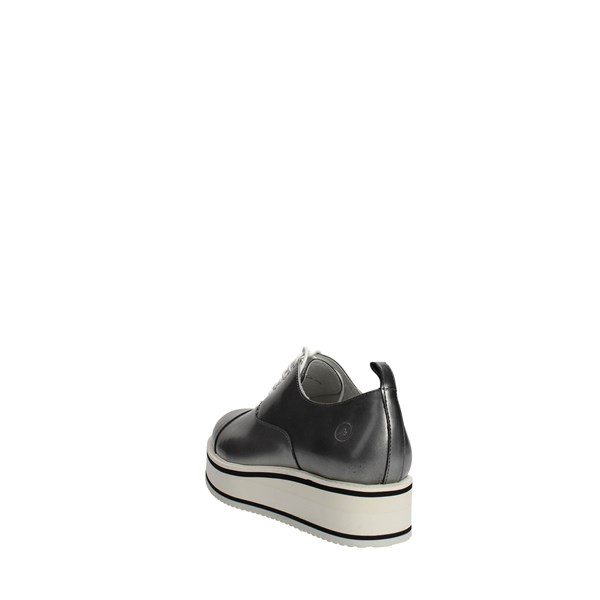 Bronx Shoes Parisian Silver 65558-B