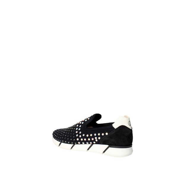 <Florens Shoes Sneakers Black F1330