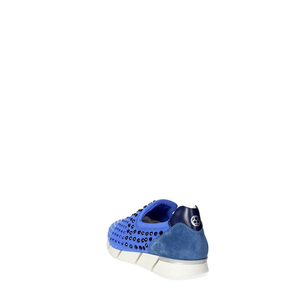 <Florens Shoes Sneakers Blue F1330