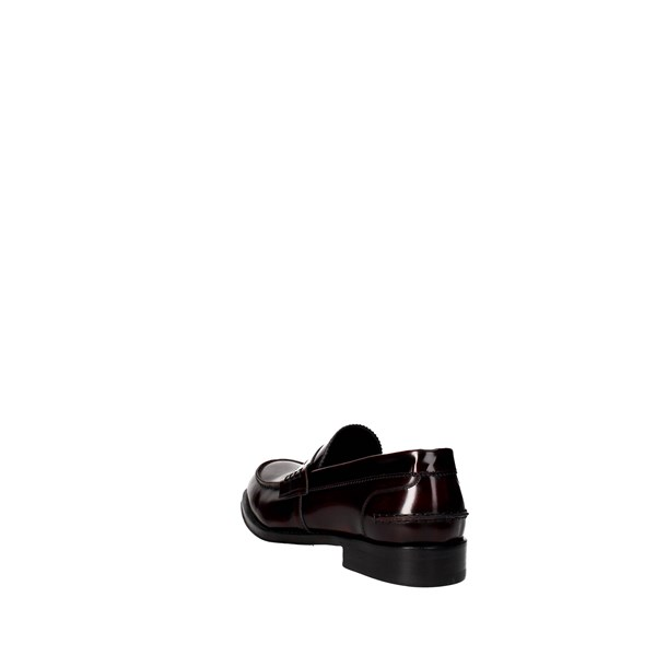 Marechiaro Shoes Loafers Burgundy 4503