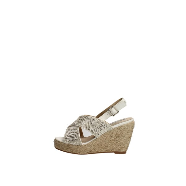 Chika10 Shoes Sandals White PREMIUM 07