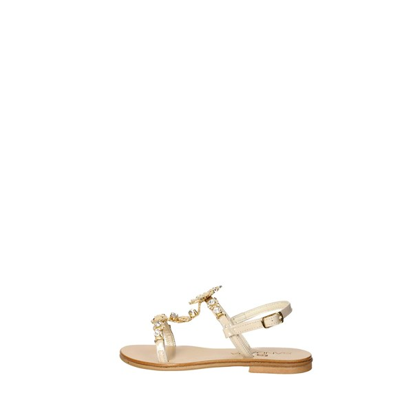 Sandalia Shoes Sandals Beige SB04 10 NATPAN