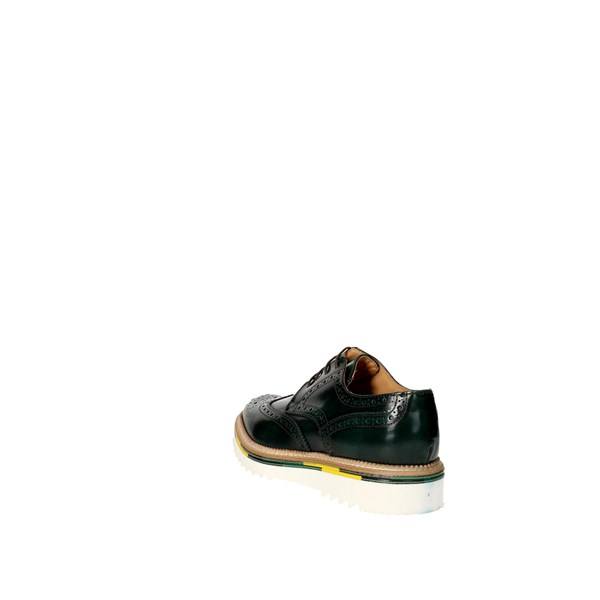 Marechiaro Shoes Parisian Dark Green A5702/27