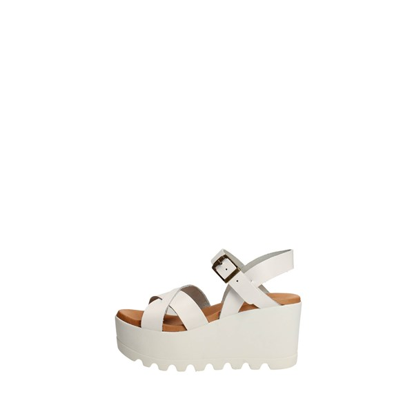 Vittoria Bassi  Shoes Sandals White 209