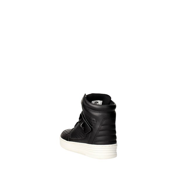 <Cult Shoes Sneakers Black CLE102121