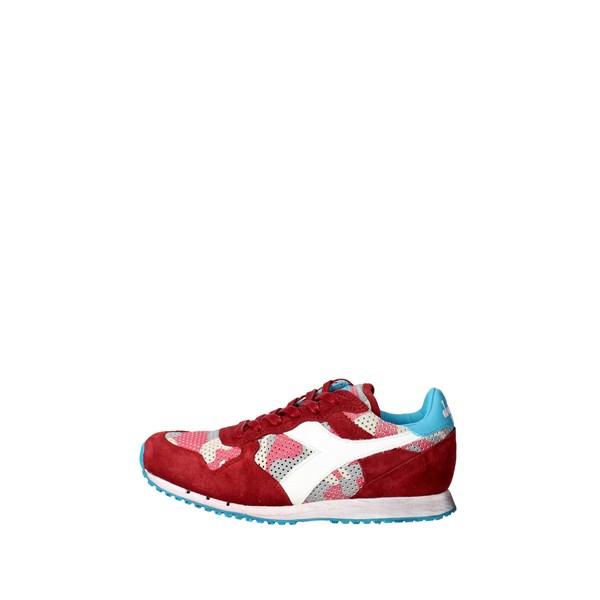 Diadora Shoes Sneakers Red 159727 01 C5812