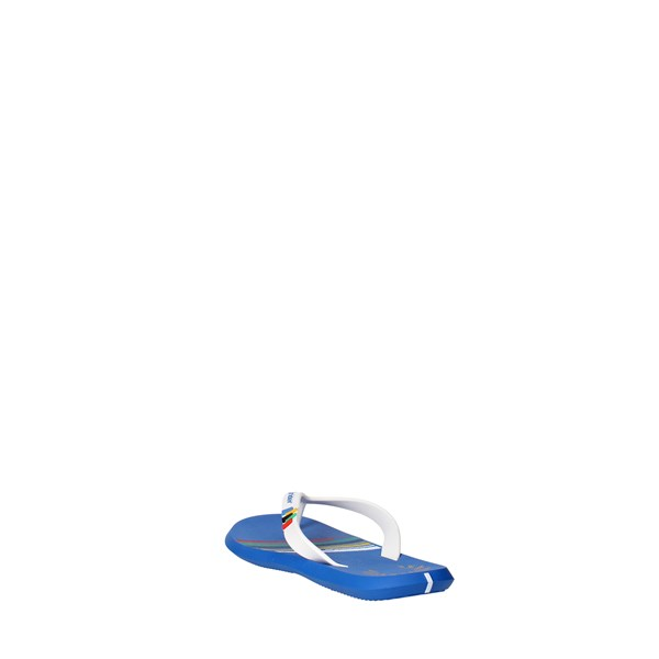 Rider Shoes Flip Flops White/Blue 81530 21308