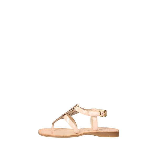 Florens Shoes Flops Light dusty pink F7685