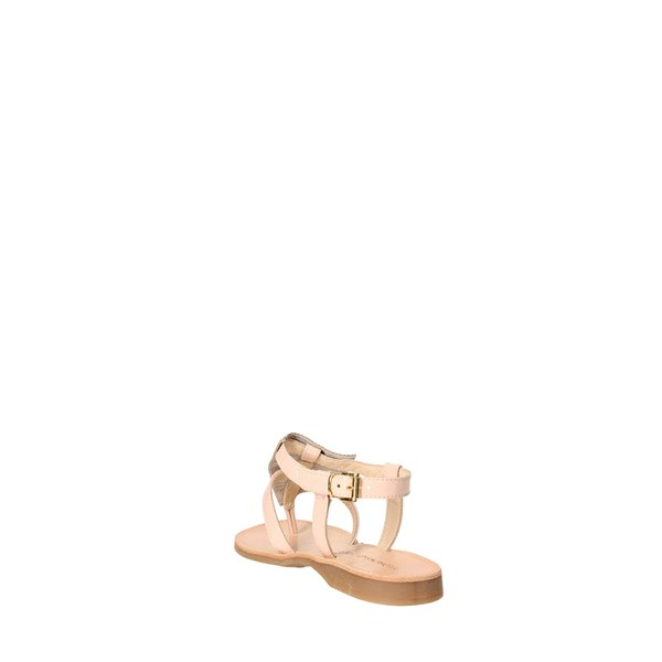 <Florens Shoes Flops Light dusty pink F7685