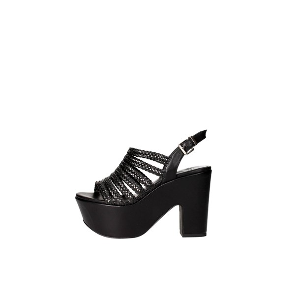 Luciano Barachini Shoes Sandal Black 6027A