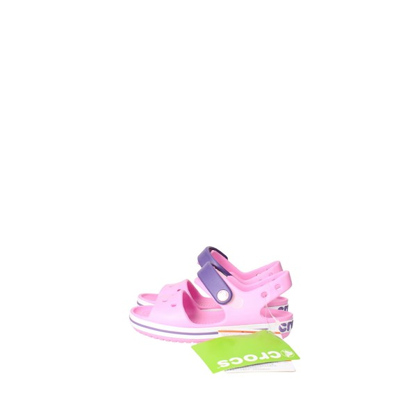 Crocs Shoes Sandal Rose 12856-6AI
