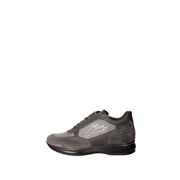 Cristiano Gualtieri Shoes Low Sneakers Grey 529-(23)