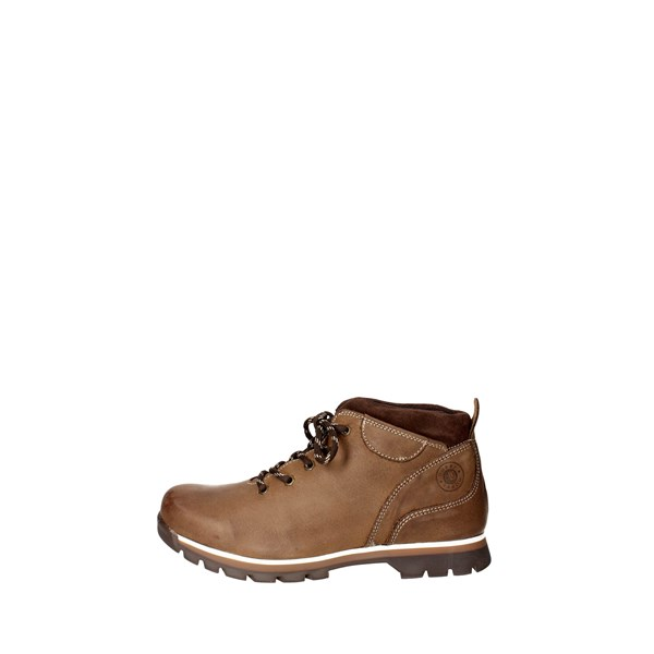 Nuper Shoes Comfort Shoes  Brown 7070