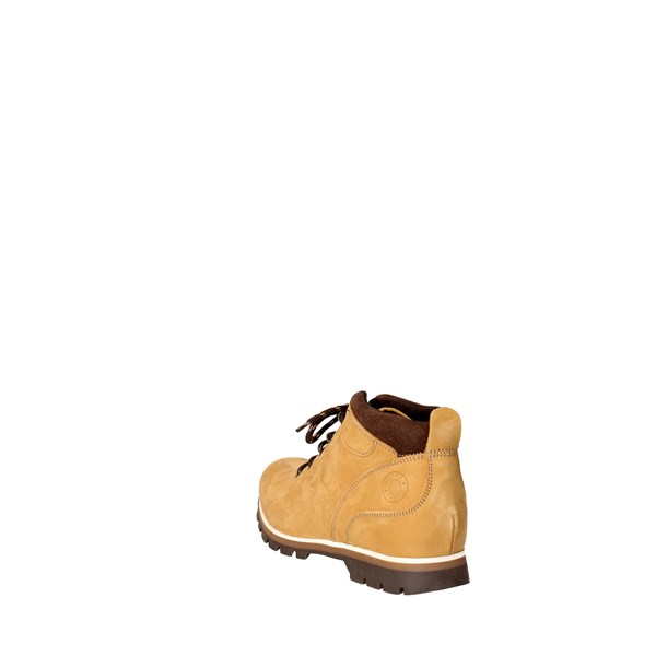 Nuper Shoes Comfort Shoes  Yellow 7070
