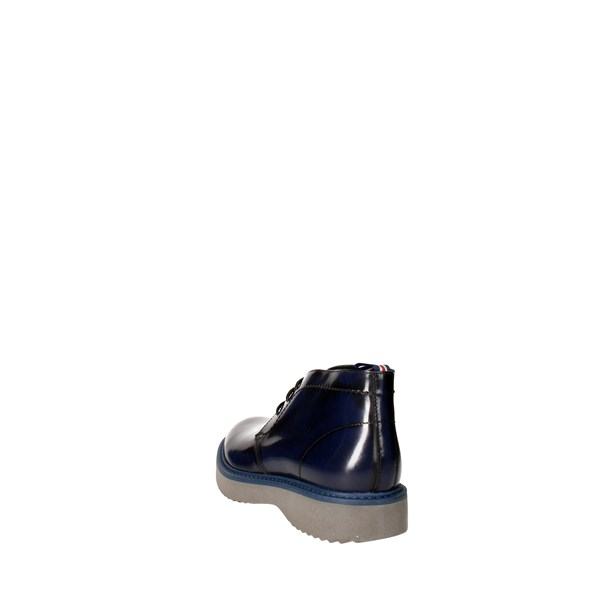<Docksteps Shoes High-laced Boots Blue DSE103770
