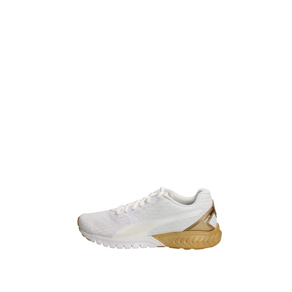 Puma Shoes Low Sneakers White/Gold 189153 01