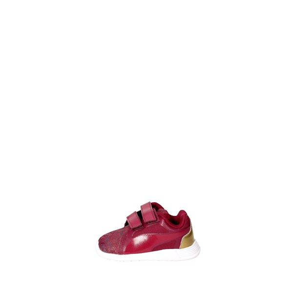 Puma Shoes Low Sneakers Burgundy 361539 02