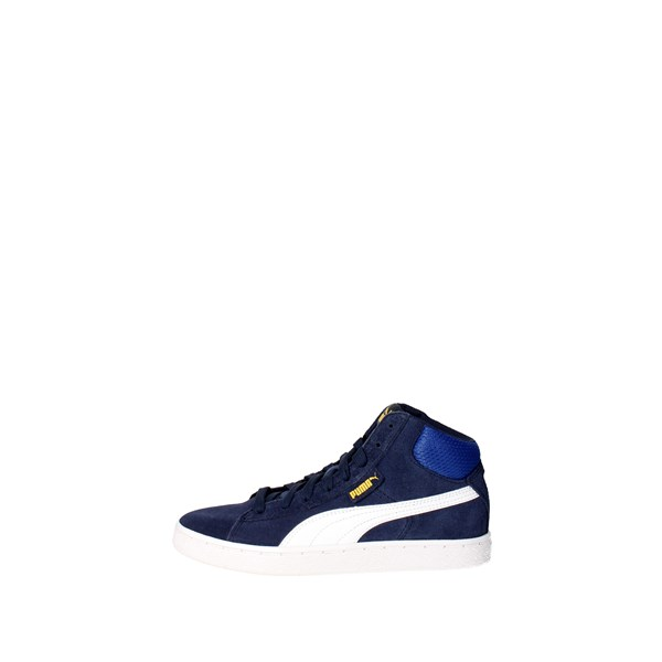 Puma Shoes Sneakers Blue 359182 09