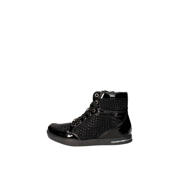 Laura Biagiotti Shoes Sneakers Black 1558
