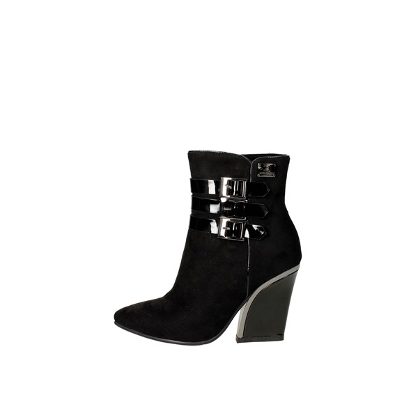 Laura Biagiotti Shoes Ankle Boots Black 1791