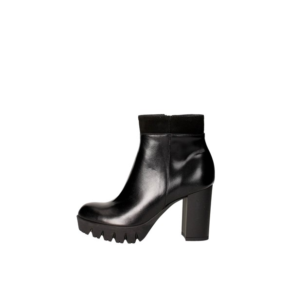 Rosso Reale Milano Shoes boots Black 459