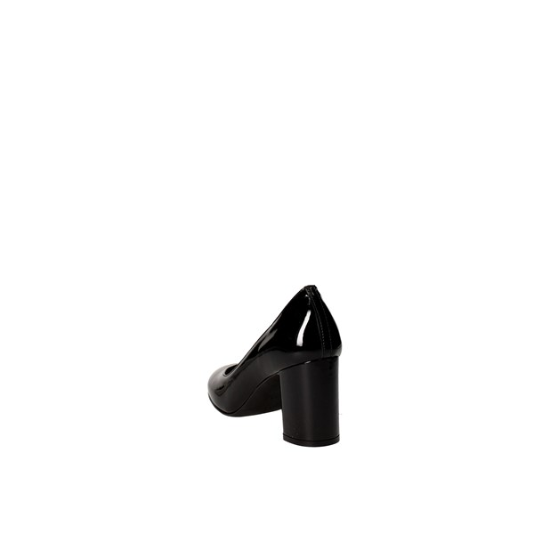 Rosso Reale Milano Shoes Pumps Black 614