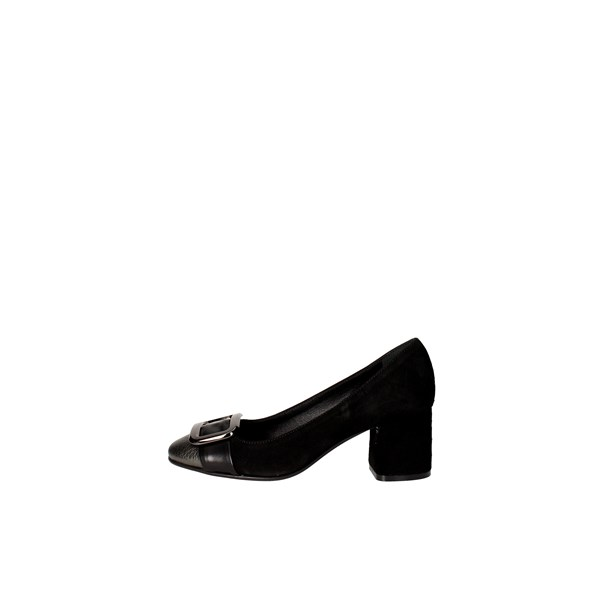 Rosso Reale Milano Shoes Pumps Black/Grey 651