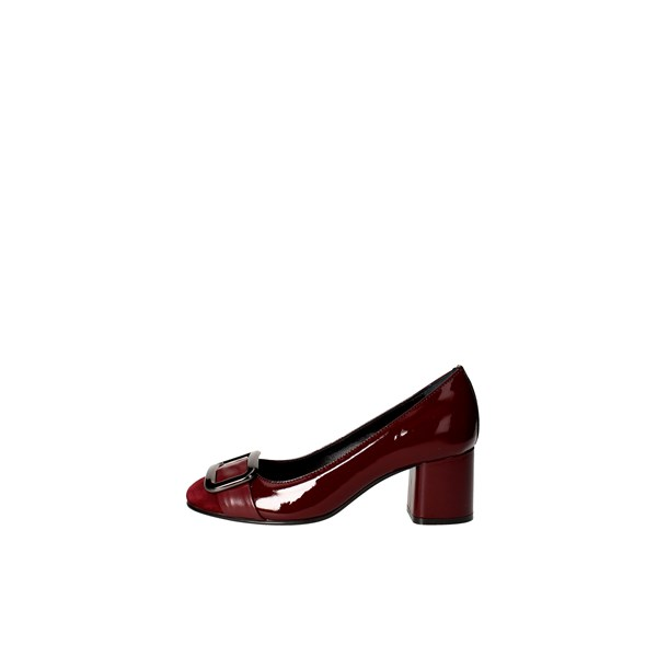 Rosso Reale Milano Shoes Heels' Burgundy 651