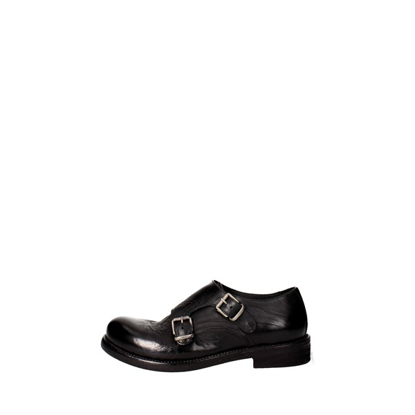 Arlati Shoes Brogue Black 4424