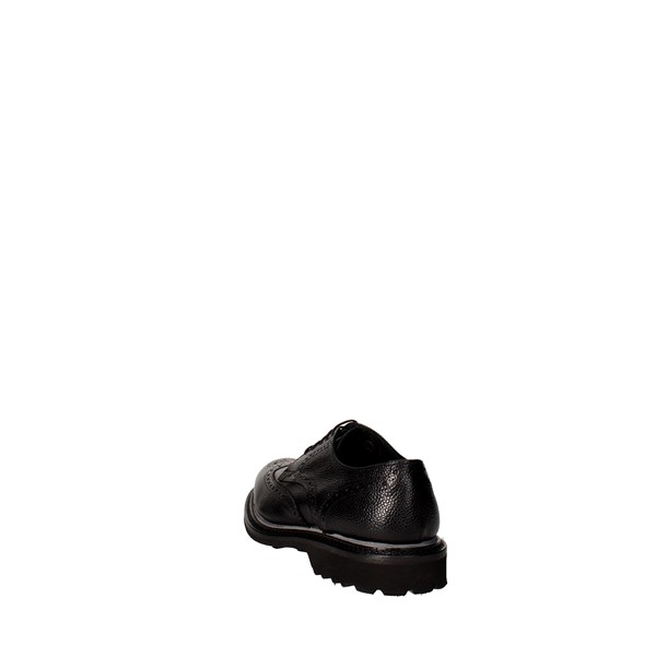 Marechiaro Shoes Parisian Black 4288(4C)