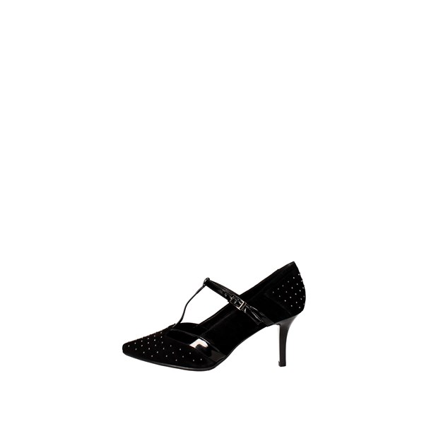 Luciano Barachini Shoes Heels' Black 7123B