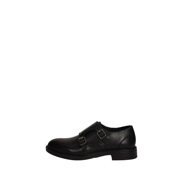Halland Shoes Brogue Black HD282