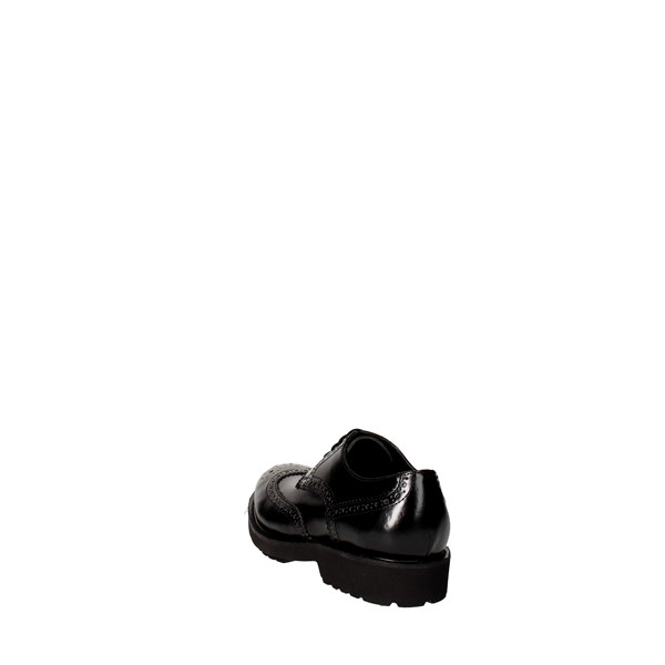 Halland Shoes Parisian Black HD201