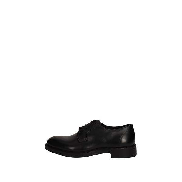 Halland Shoes Brogue Black HD280