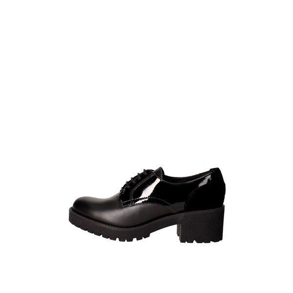Docksteps Shoes Brogue Black DSE103678
