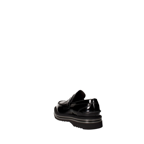 Marechiaro Shoes Loafers Black A 1422