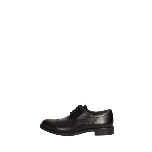 Genus Millennium Shoes Parisian Black 1166