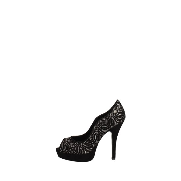 O6 Shoes Pumps Black DE0165